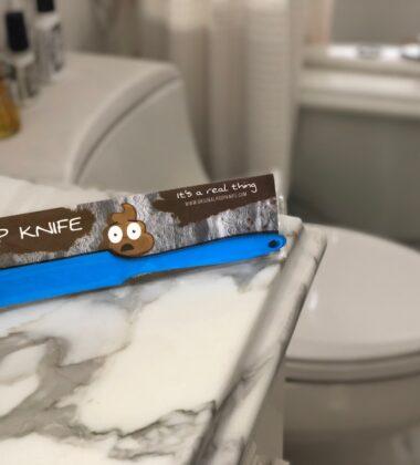 Original Poop Knife