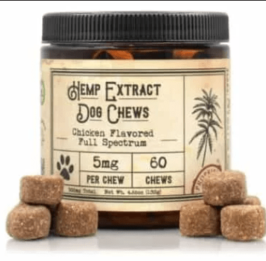 Hemp chews for dogs