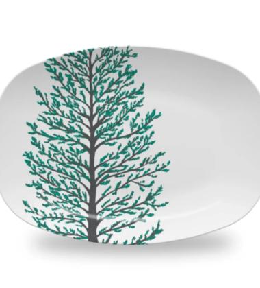 Evergreen Platter