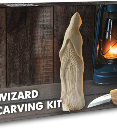 Wizard Carving Kit
