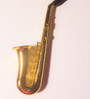 Deluxe Saxophone Pipe