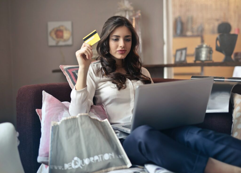 Virtual Shopping And The COVID-19 Retail Therapy Boom