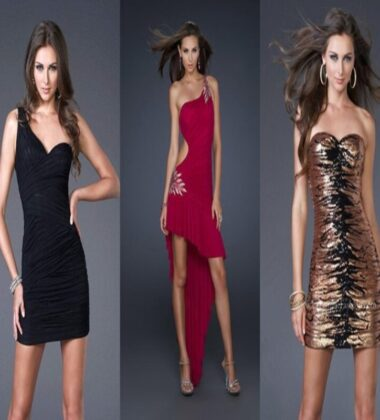 How To Dress Up On Budget For Christmas With La Femme Dresses
