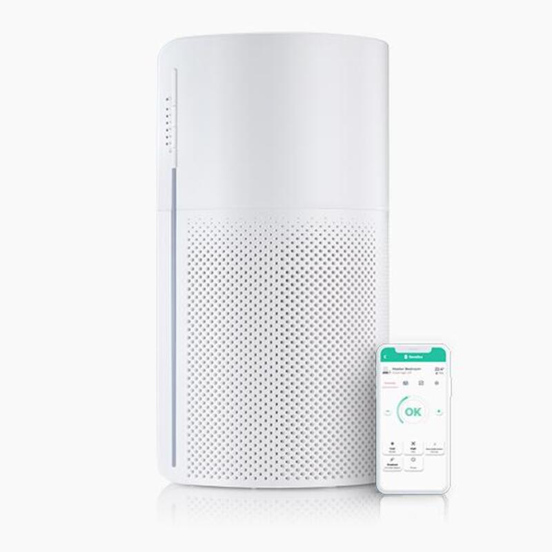 The World's Most Advanced Smart Air Purifier