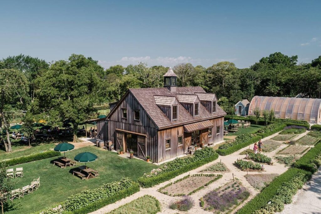 Take An Actual Break This Spring And Visit A Farm By The Sea