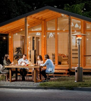 Enjoy The Winter Season Outside With The Perfect Patio Addition