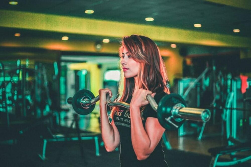How Much Weight Should A Woman Lift?