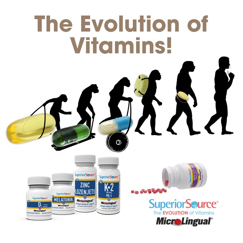 Jump Into The Evolution Of Vitamins In 2021