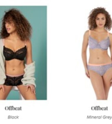 Discover Freya's Fashionable Lingerie