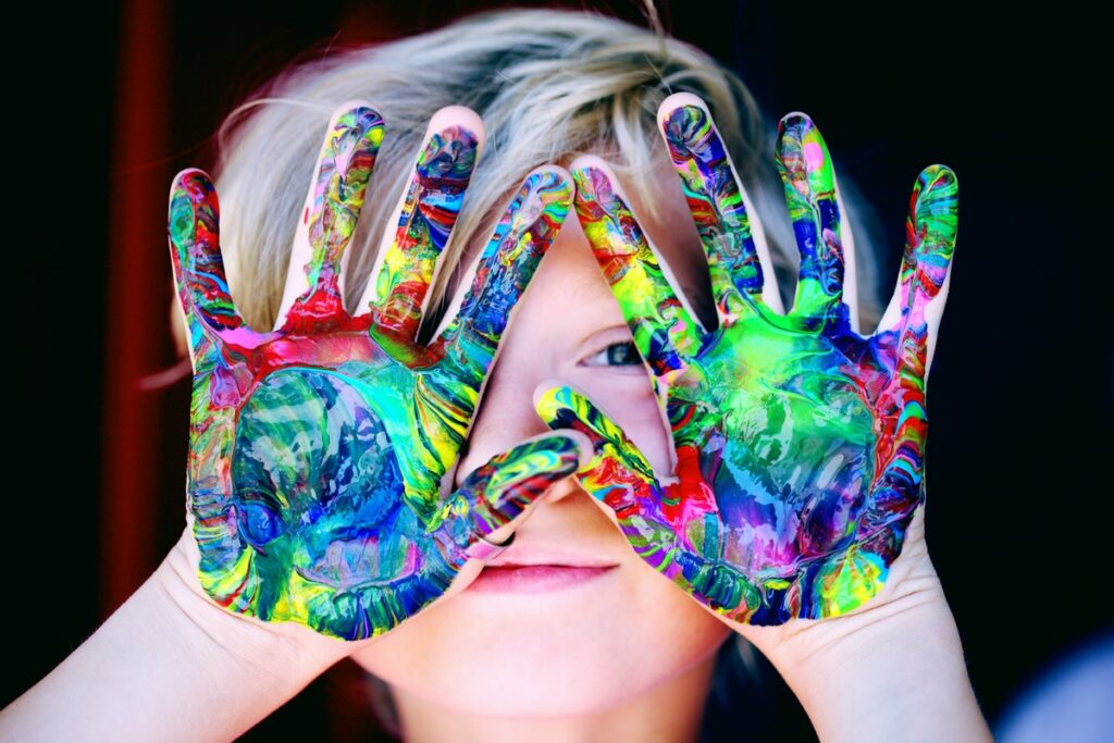Art Therapy For Your Child's Confidence