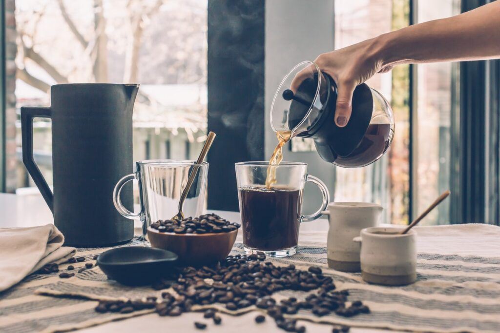 4 Tips For Creating A Mini Coffee Bar at Home