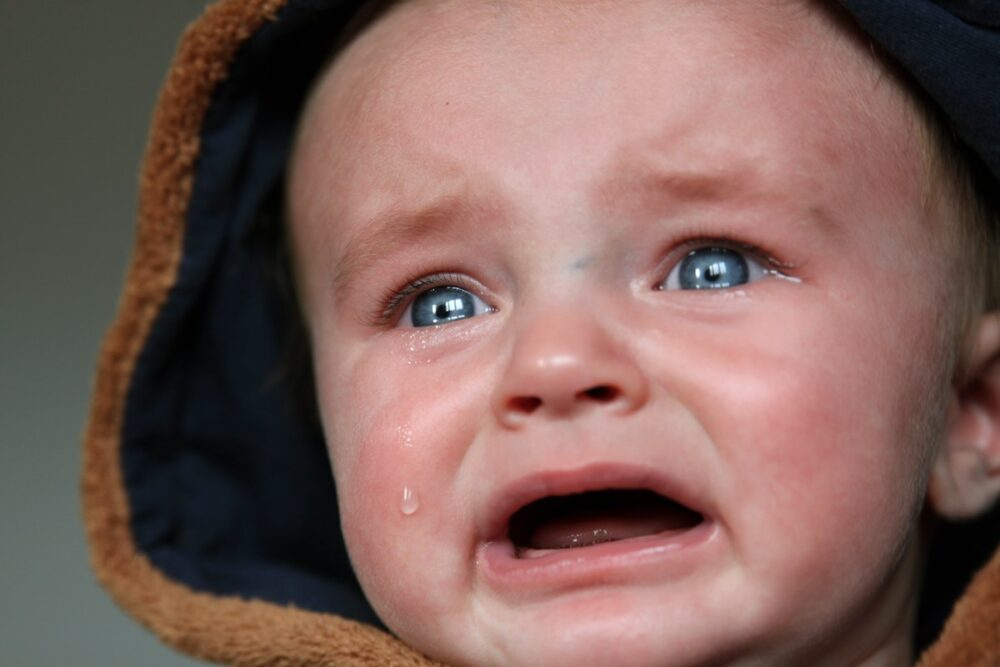 Things To Do When Your Baby Won't Stop Crying