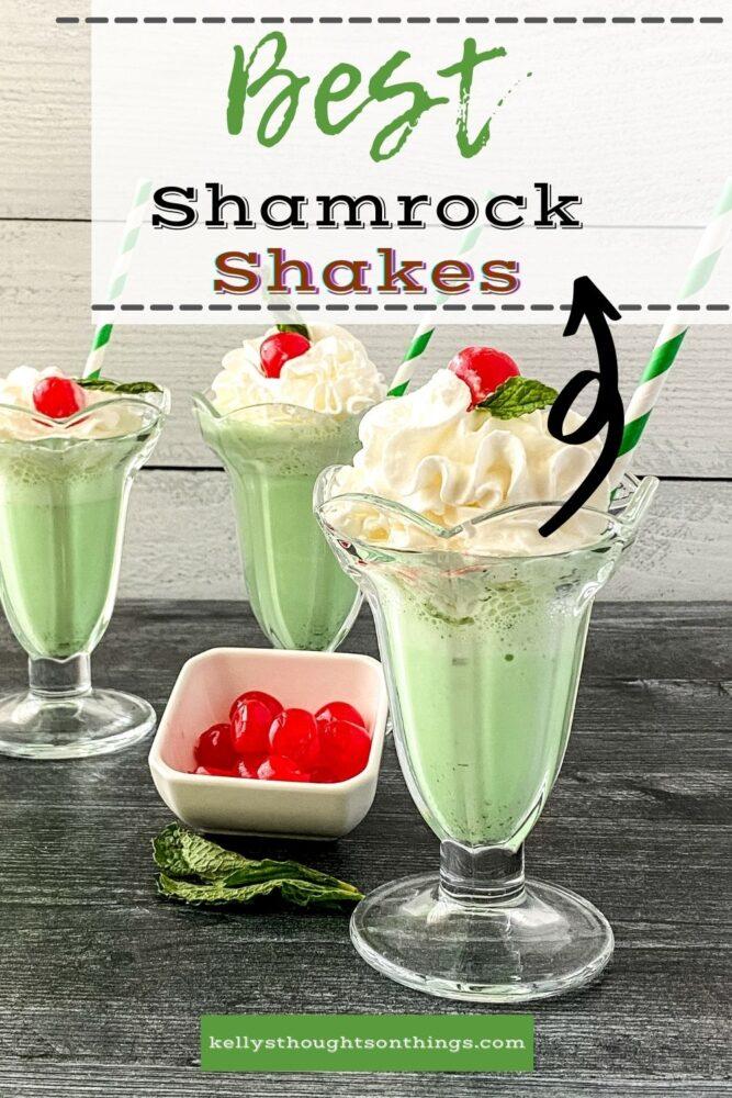Best Classic Copycat Shamrock Shakes