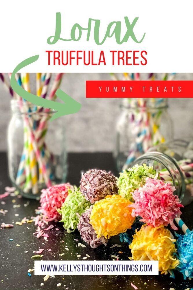 Lorax Truffula Trees Treats