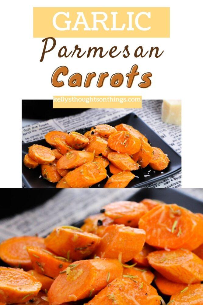 Garlic Parmesan Carrot
