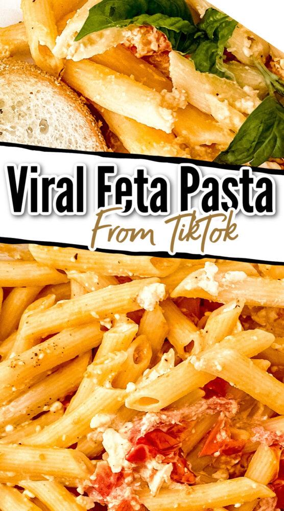 TikTok Viral Feta Pasta