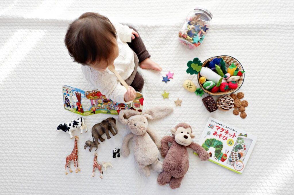 Brain Development In Children: 10 Reasons Why Toys Help