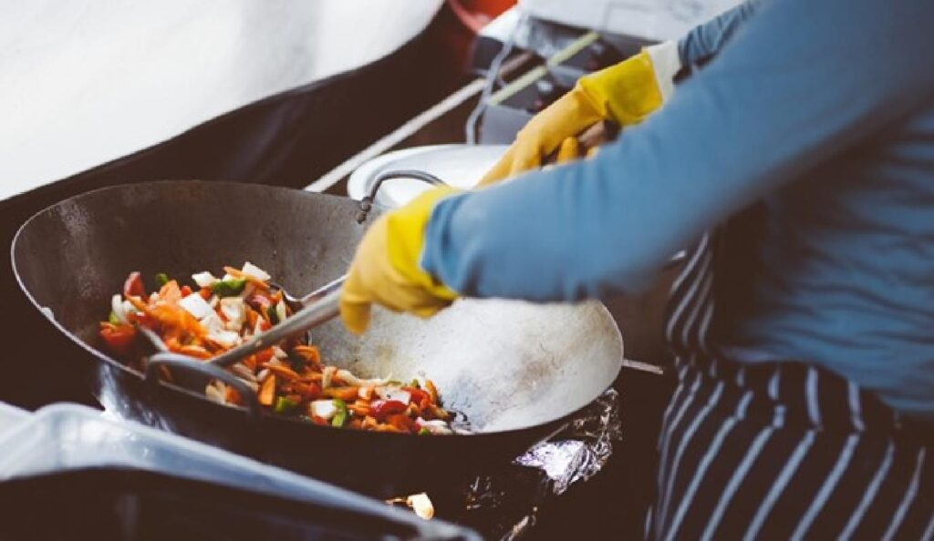 7 Rules For Stir-Frying Cooking