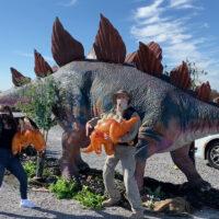 North America's Biggest Dinosaur Adventure Has Dino-Mite Activities