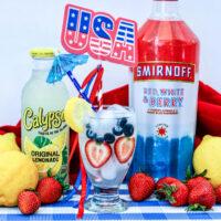 Patriotic Lemonade Recipe