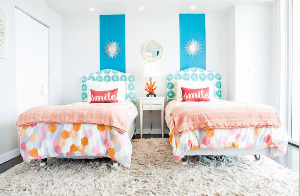 Use Your DIY Skills To Update Your Kids Bedroom