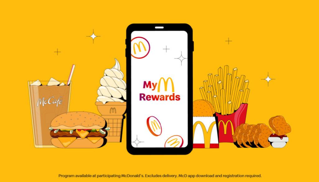 Announcing MyMcDonald's Rewards