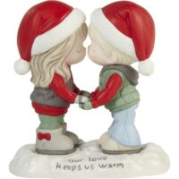 Embrace Christmas in July With Precious Moments
