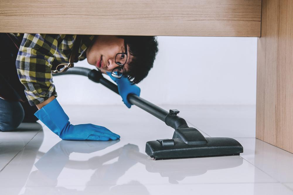Gain Total Control for A Deeper Clean