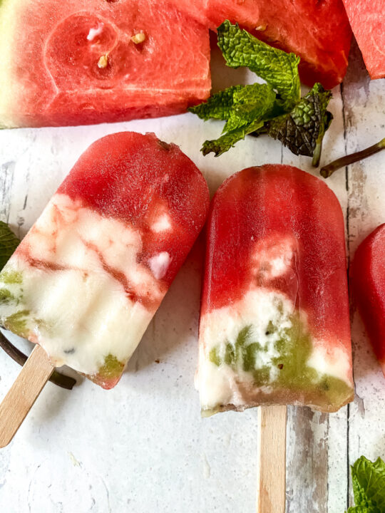 Stay Cool With This Watermelon Pops Recipe