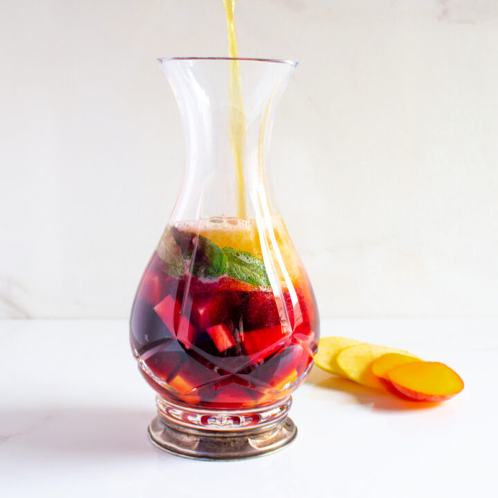 Bloody Halloween Cocktail