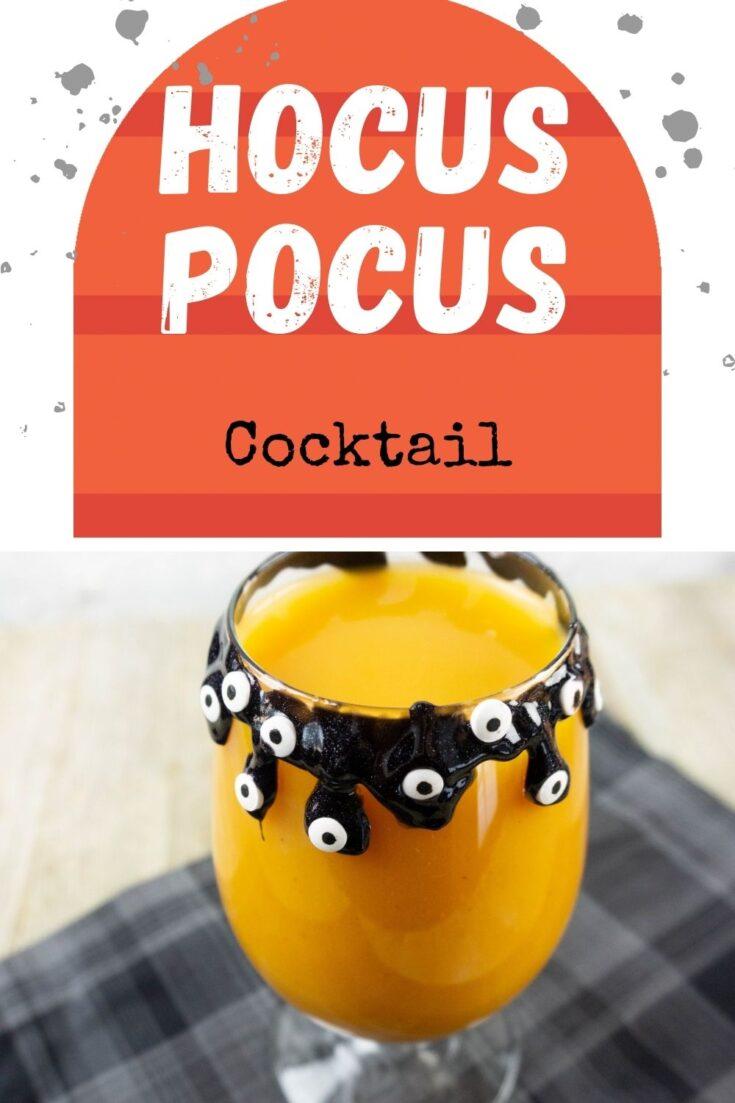 Hocus Pocus Cocktail