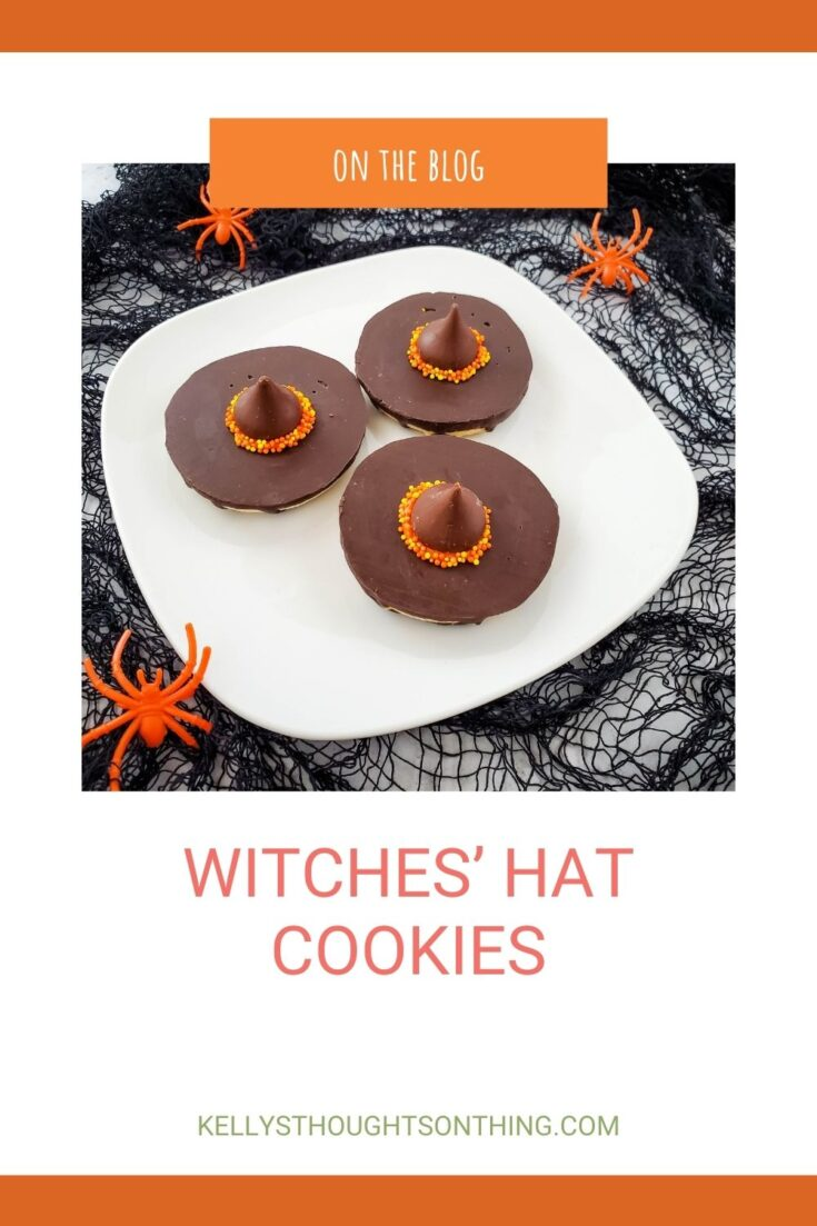 Witches' Hat Cookies