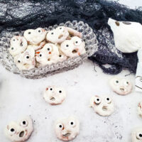 Ghost Pretzels Recipe