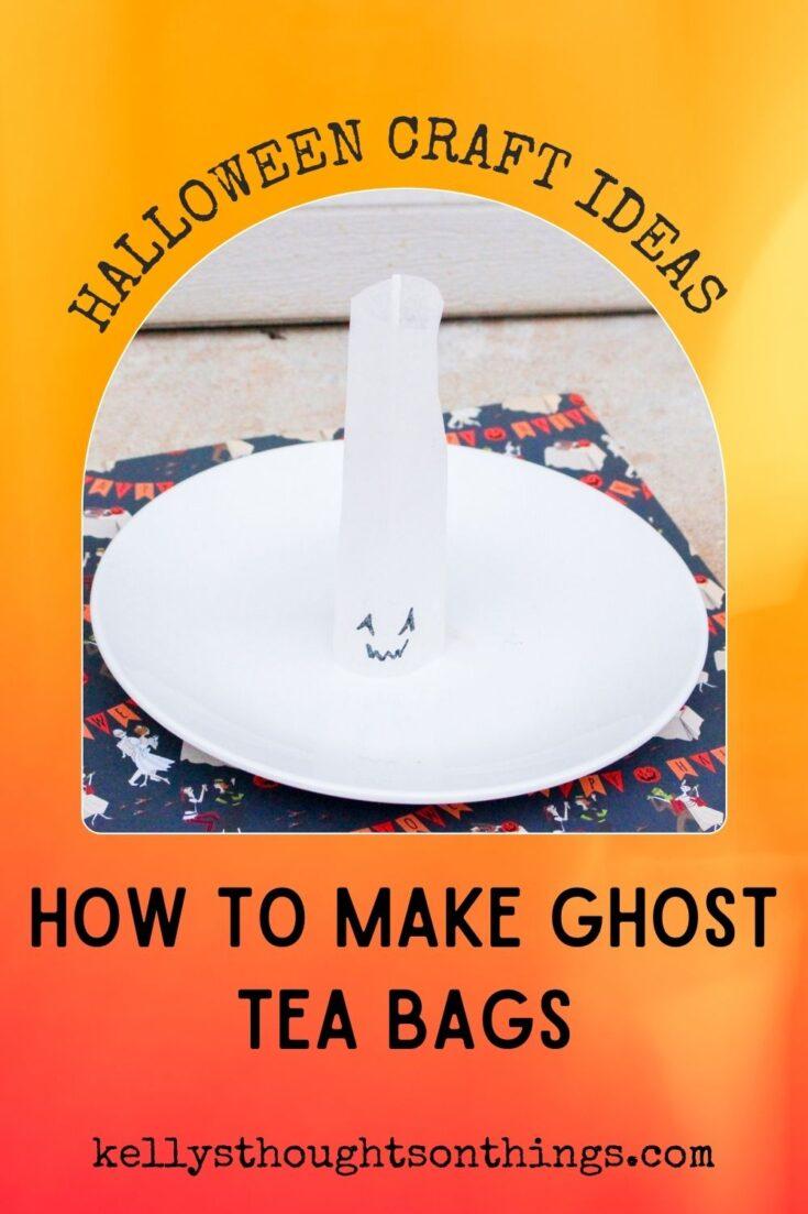 How To Make Ghost Tea Bags