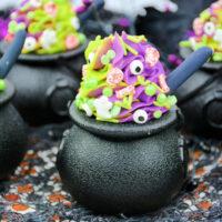 Hocus Pocus Witches Brew Cauldrons